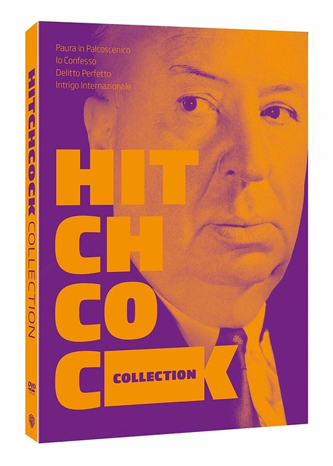 COF.ALFRED HITCHCOCK COLLECTION (4 DVD) (DVD)
