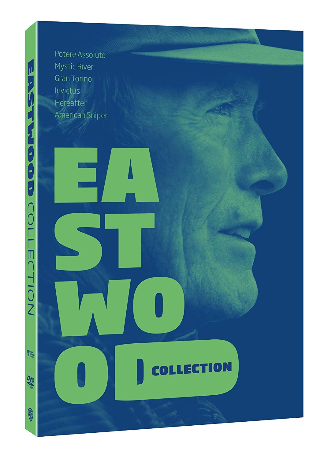 COF.CLINT EASTWOOD COLLECTION (6 DVD) (DVD)