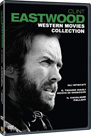 COF.CLINT EASTWOOD WESTERN MOVIES COLLECTION (DVD)