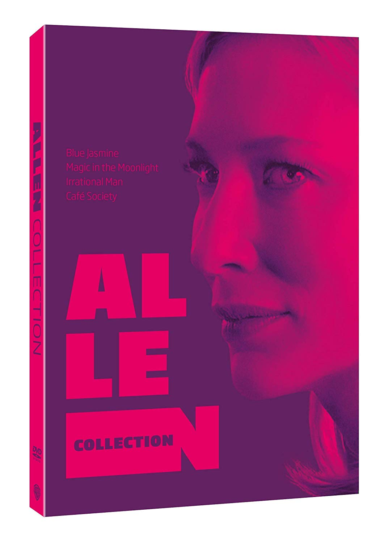 COF.WOODY ALLEN COLLECTION (4 DVD) (DVD)