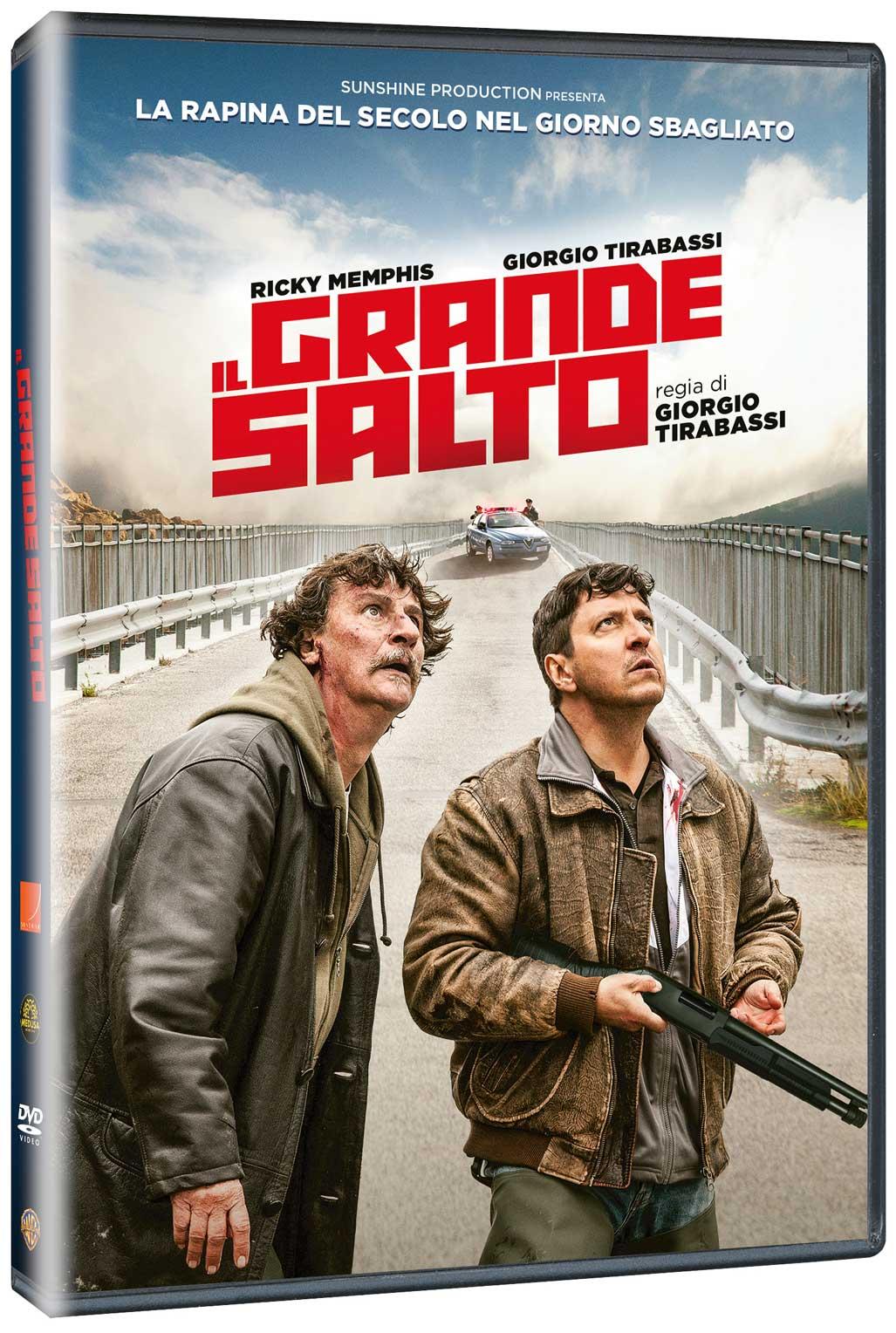 IL GRANDE SALTO (DVD)
