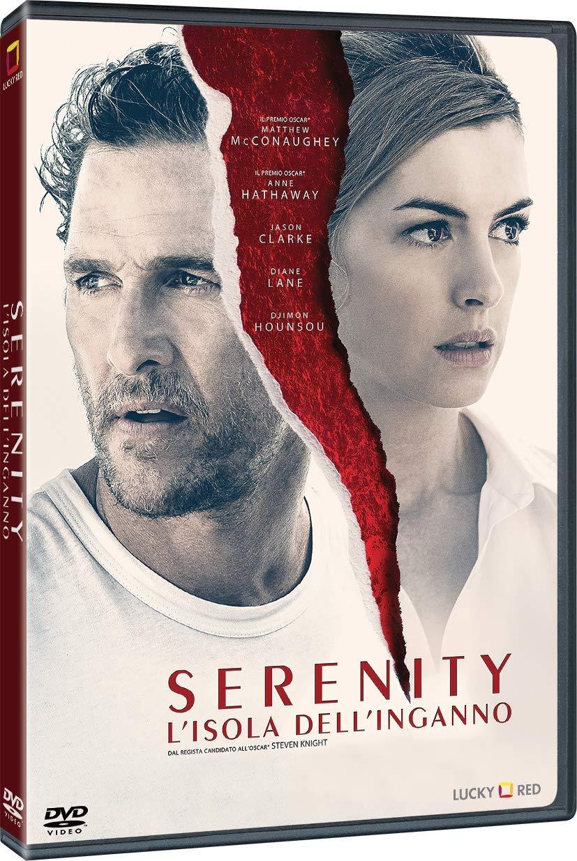 SERENITY - L'ISOLA DELL'INGANNO (DVD)