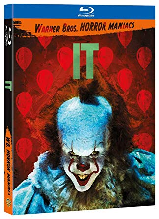IT (2017) (EDIZIONE HORROR MANIACS) - BLU RAY