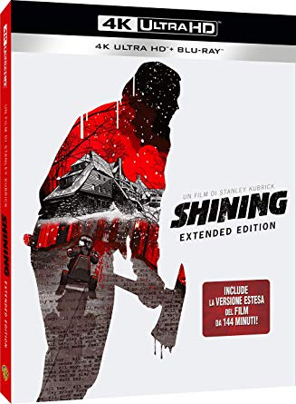 SHINING (EXTENDED EDITION) (4K ULTRA HD + BLU-RAY)