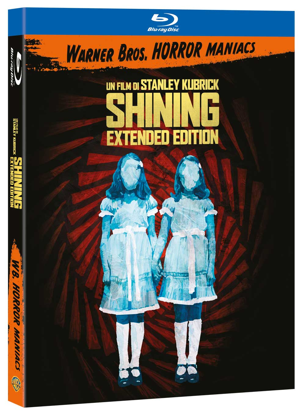 SHINING (EXTENDED EDITION) (BLU-RAY)