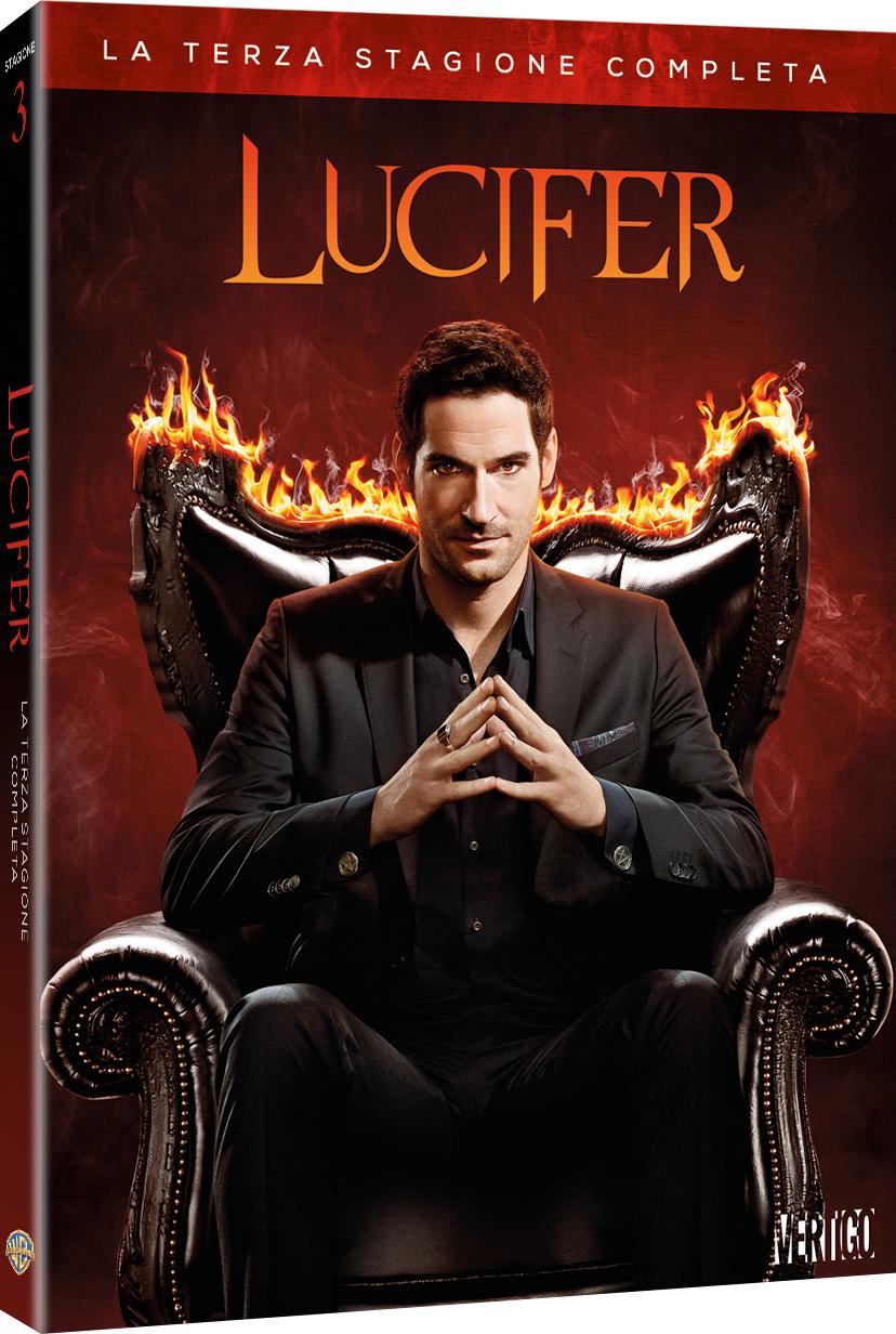 COF.LUCIFER - STAGIONE 03 (5 DVD) (DVD)