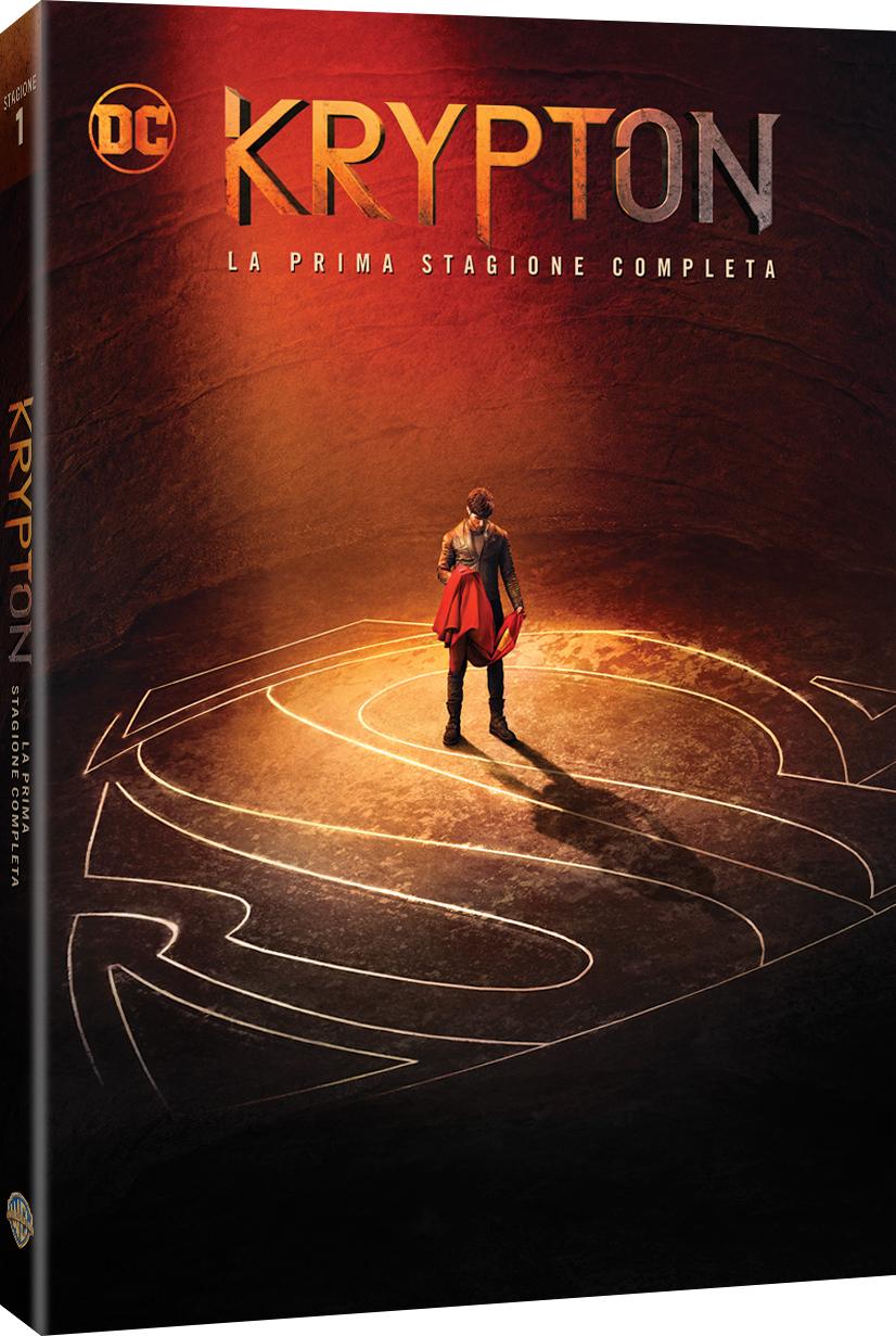 COF.KRYPTON - STAGIONE 01 (2 DVD) (DVD)