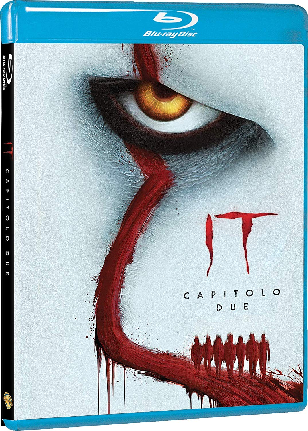 IT CAPITOLO DUE - BLU RAY