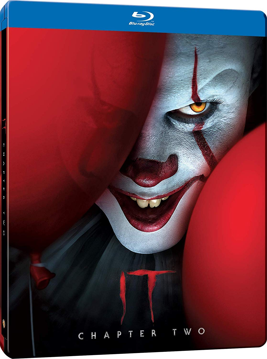 IT CAPITOLO DUE (STEELBOOK)