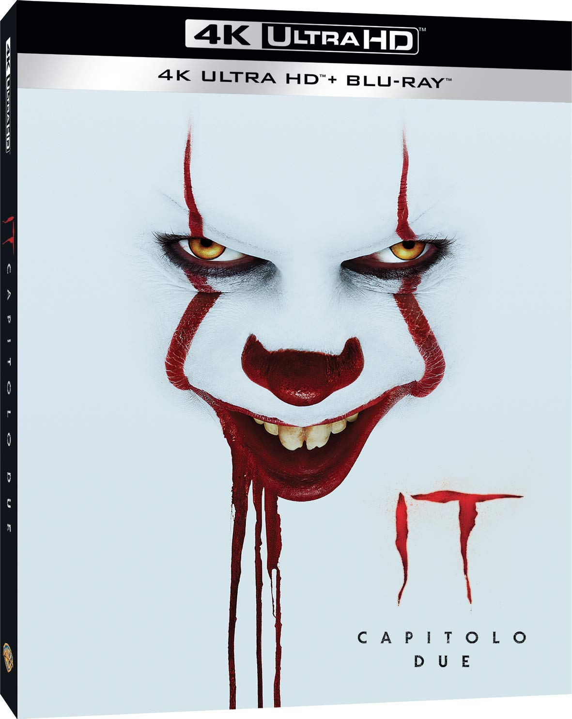 IT CAPITOLO DUE (BLU-RAY 4K ULTRA HD+BLU-RAY)