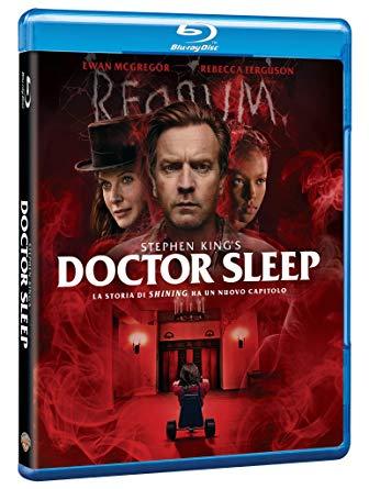 DOCTOR SLEEP - BLU RAY
