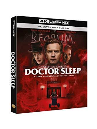 DOCTOR SLEEP (BLU-RAY 4K ULTRA HD+BLU-RAY)
