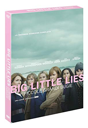 COF.BIG LITTLE LIES - STAGIONE 02 (2 DVD) (DVD)