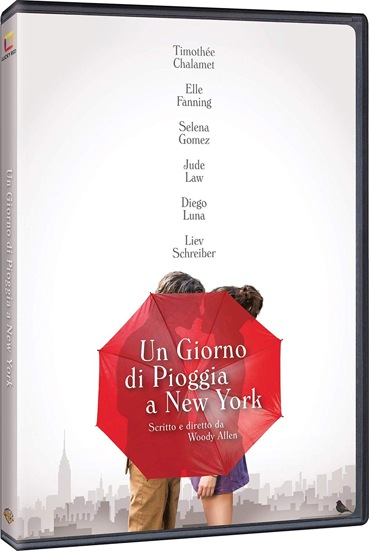 UN GIORNO DI PIOGGIA A NEW YORK (DVD)
