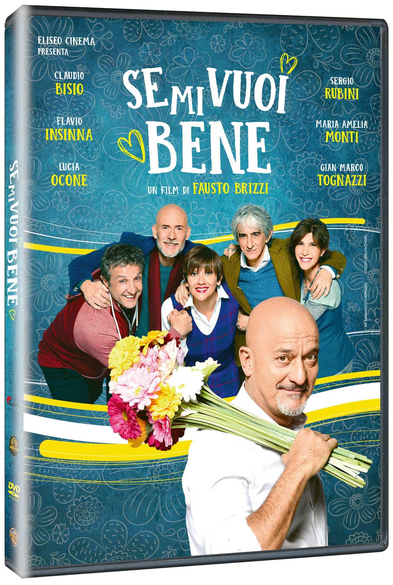 SE MI VUOI BENE (DVD)