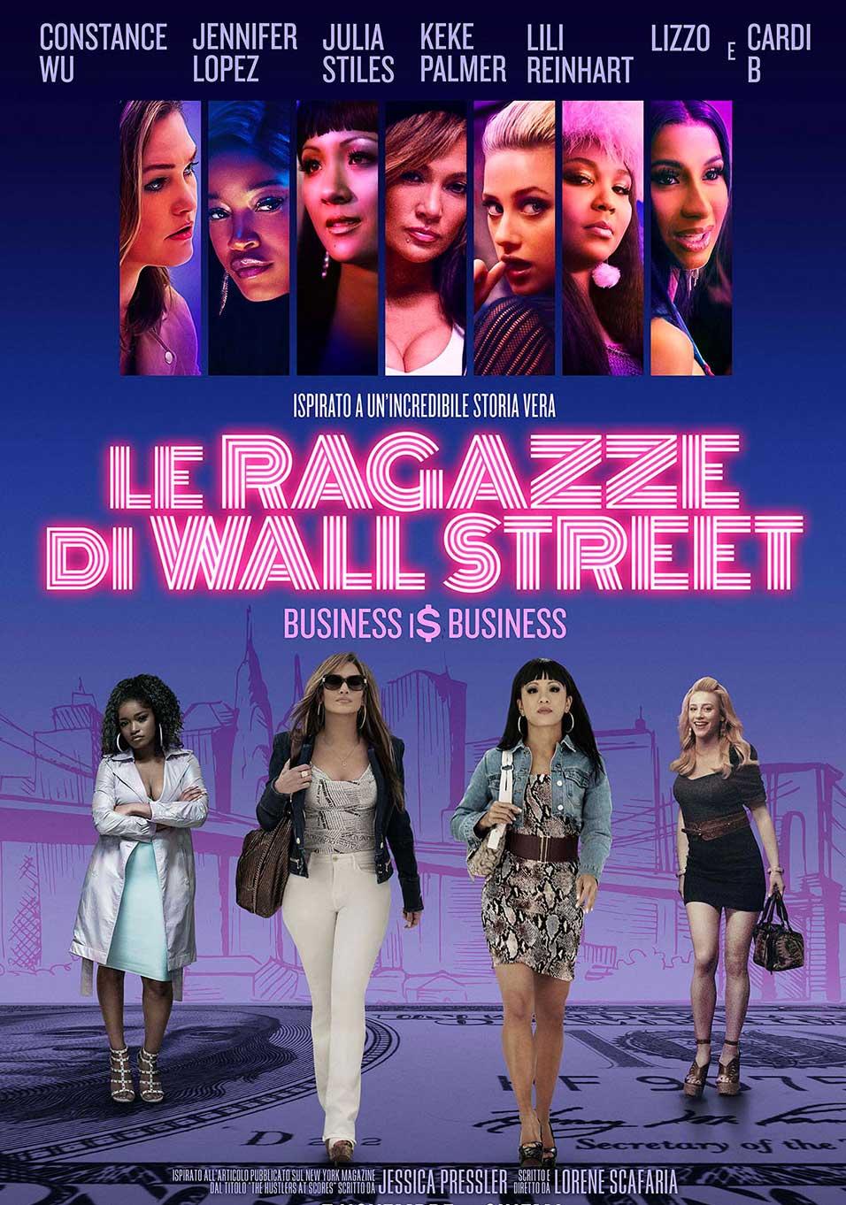 LE RAGAZZE DI WALL STREET (DVD)