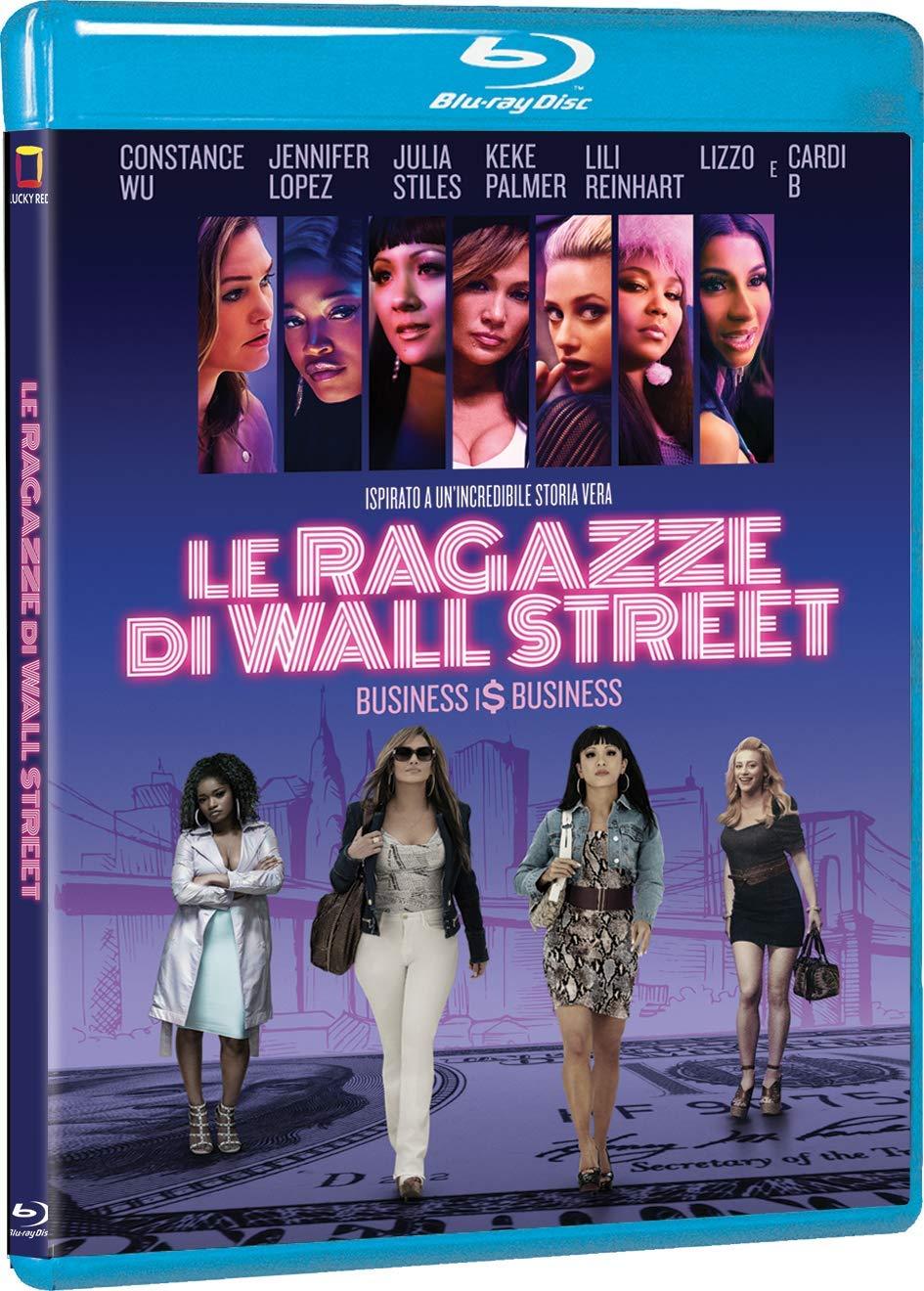 LE RAGAZZE DI WALL STREET - BLU RAY