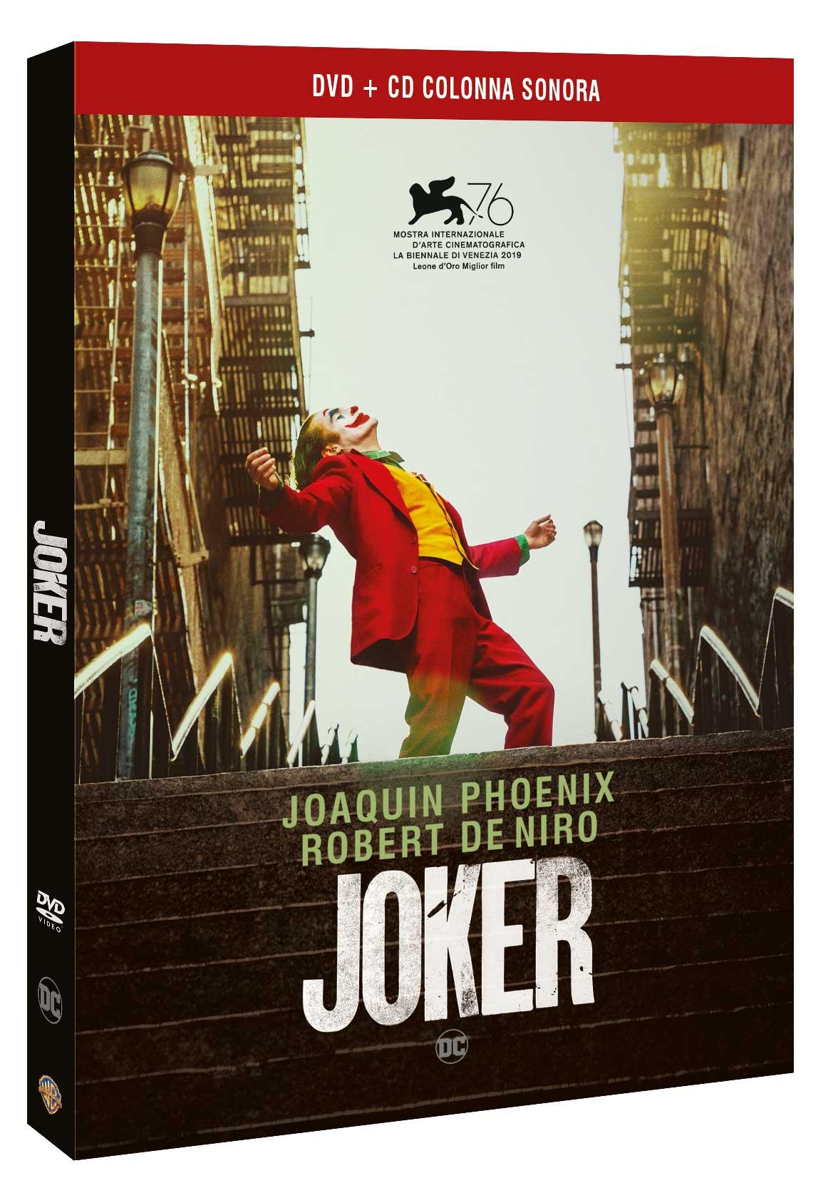 JOKER (DVD+CD) (DVD)