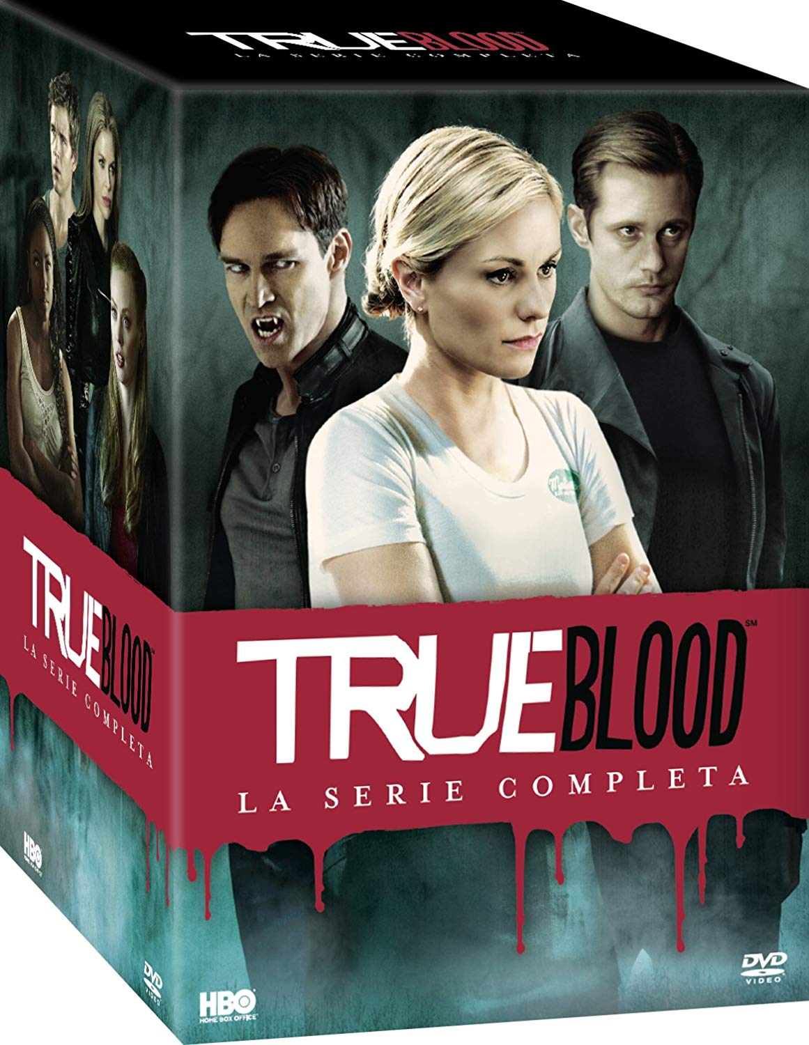 COF.TRUE BLOOD - LA SERIE COMPLETA (33 DVD) (DVD)