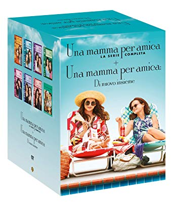 COF.UNA MAMMA PER AMICA + DI NUOVO INSIEME - SERIE COMPLETA (44