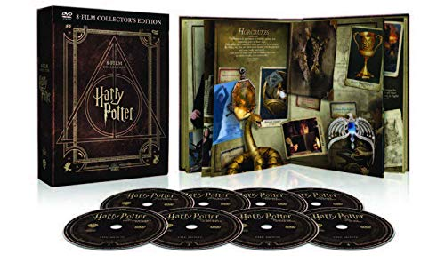 COF.HARRY POTTER M.A.G.O. COLLECTOR'S EDITION (8 DVD) (DVD)
