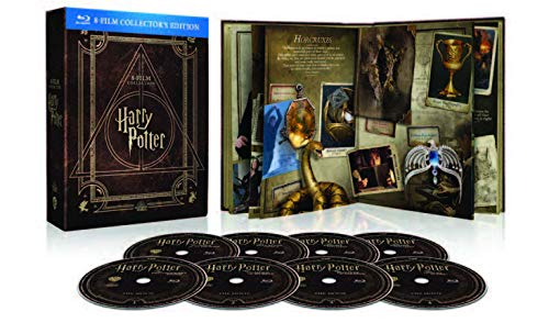 COF.HARRY POTTER M.A.G.O. COLLECTOR'S EDITION (8 BLU-RAY)