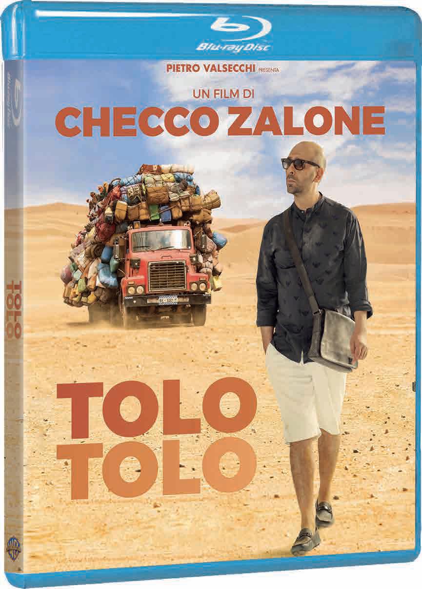 TOLO TOLO - BLU RAY