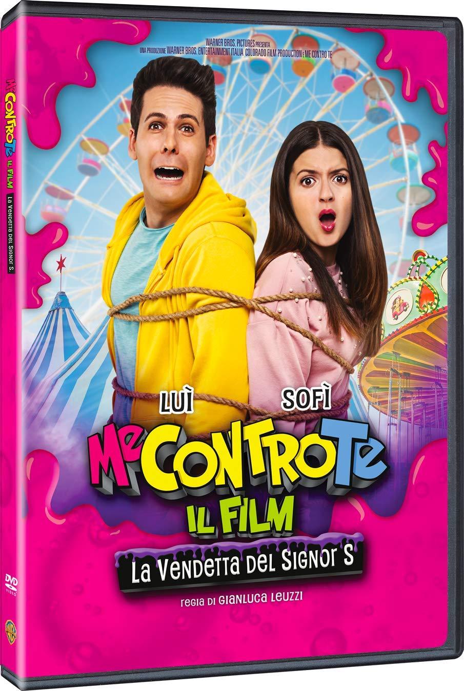 ME CONTRO TE: IL FILM - LA VENDETTA DEL SIGNOR S (DVD)