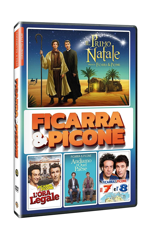 COF.FICARRA E PICONE COLLECTION (4 DVD) (DVD)