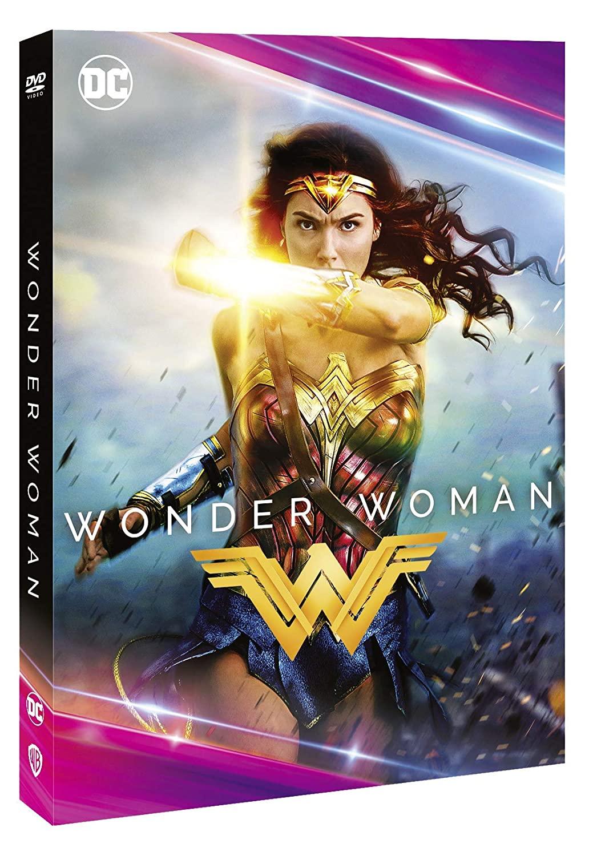 WONDER WOMAN (DC COMICS COLLECTION) (DVD)