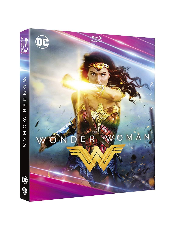 WONDER WOMAN (DC COMICS COLLECTION) - BLU RAY