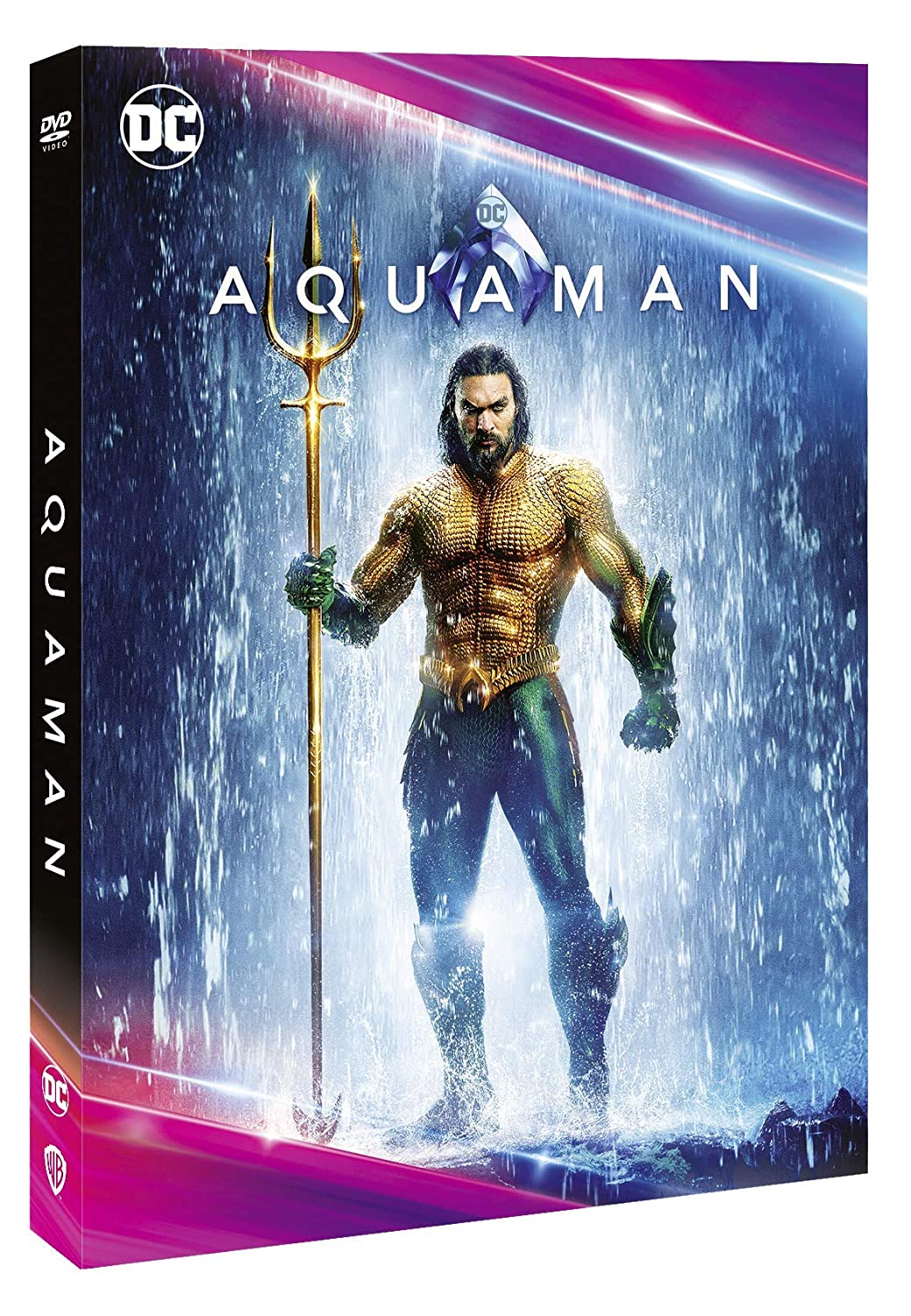 AQUAMAN (DC COMICS COLLECTION) (DVD)