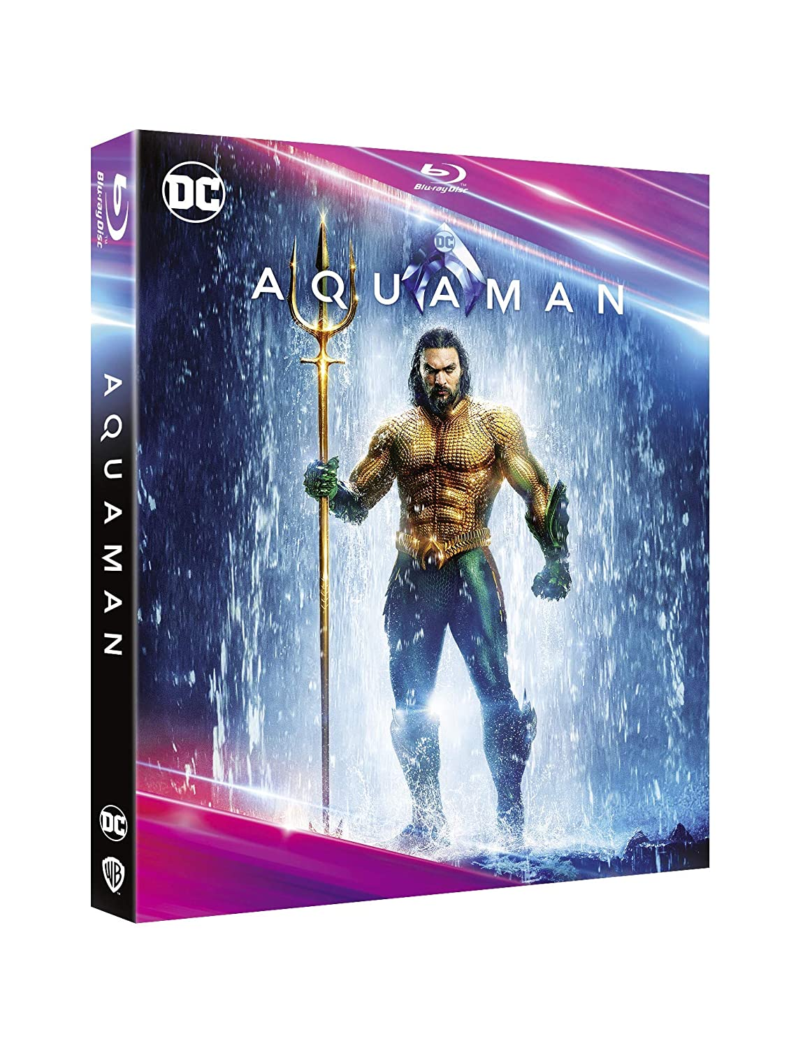 AQUAMAN (DC COMICS COLLECTION) - BLU RAY