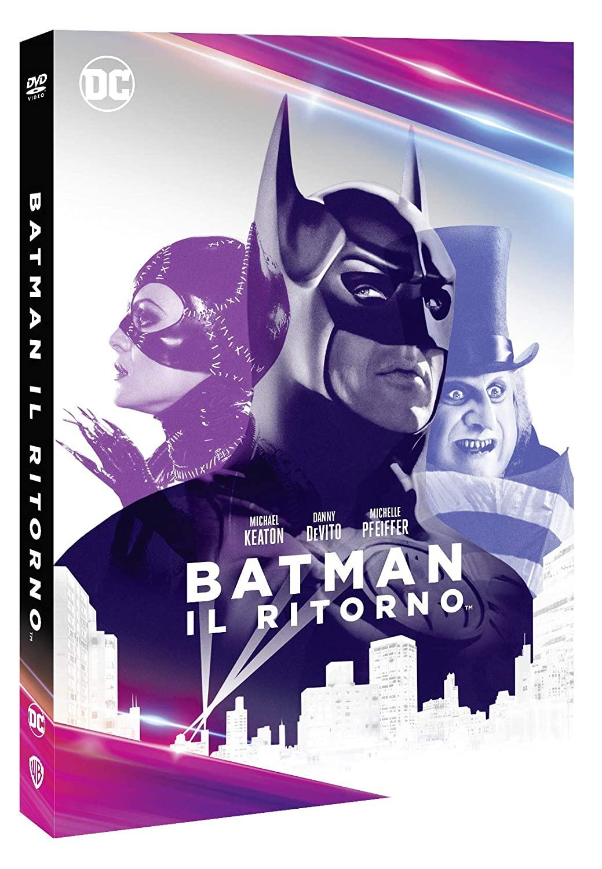 BATMAN IL RITORNO (DC COMICS COLLECTION) (DVD)