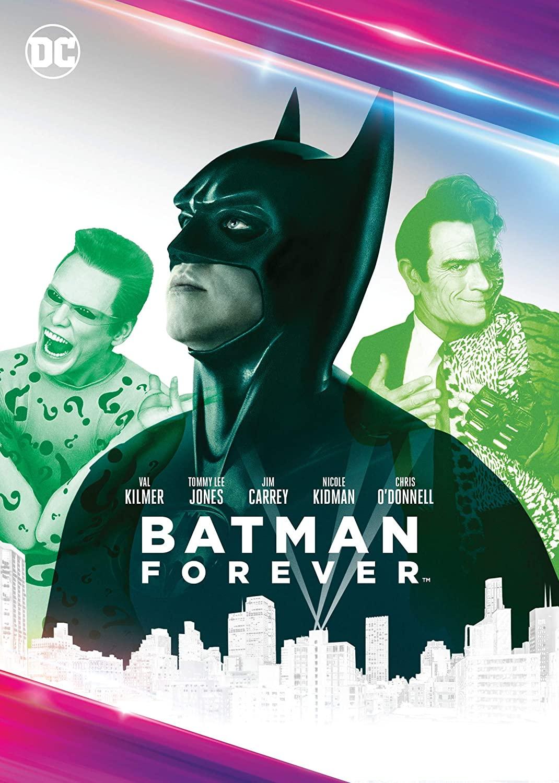 BATMAN FOREVER (DC COMICS COLLECTION) (DVD)