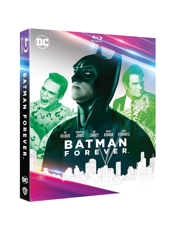 BATMAN FOREVER (DC COMICS COLLECTION) - BLU RAY (DVD)
