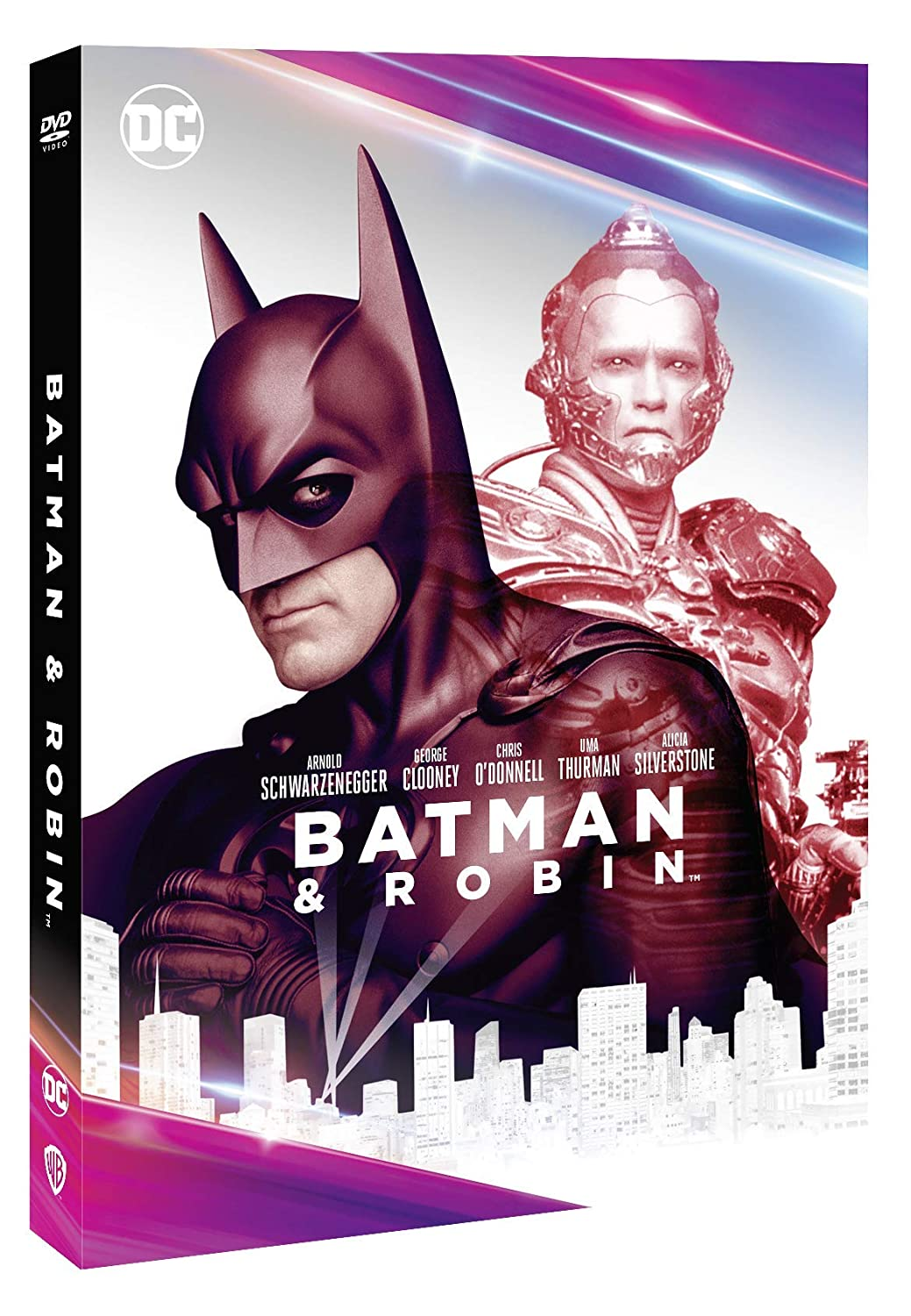 BATMAN & ROBIN (DC COMICS COLLECTION) (DVD)