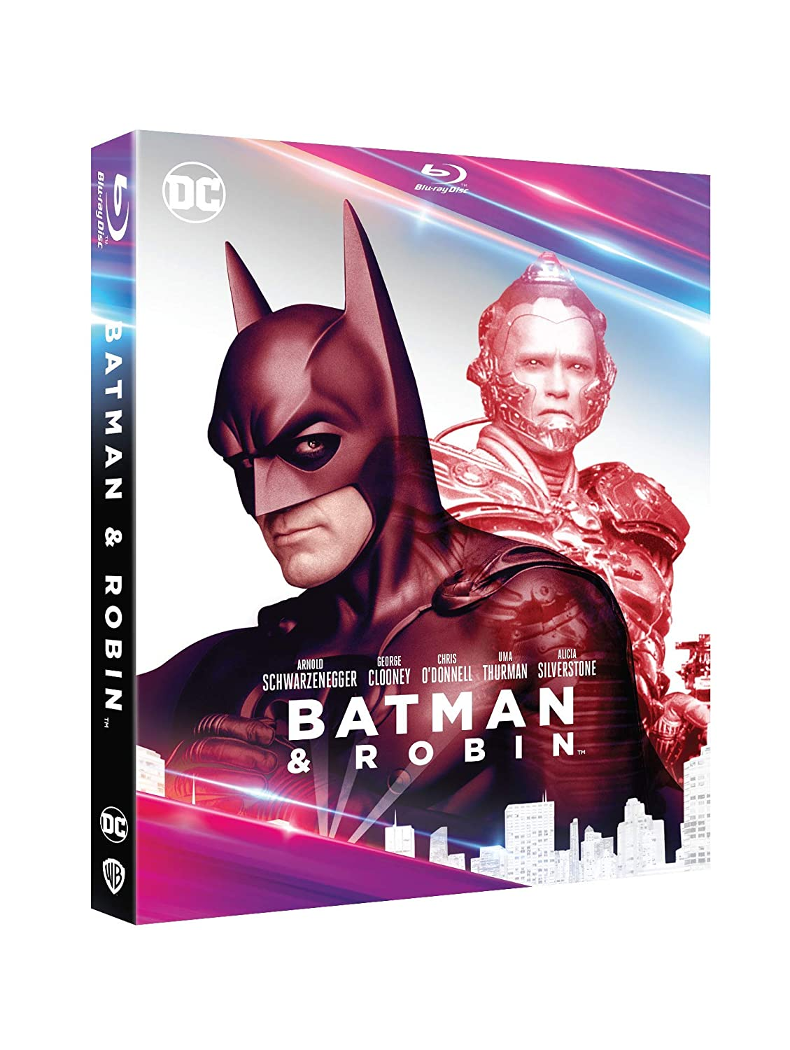 BATMAN & ROBIN (DC COMICS COLLECTION) - BLU RAY