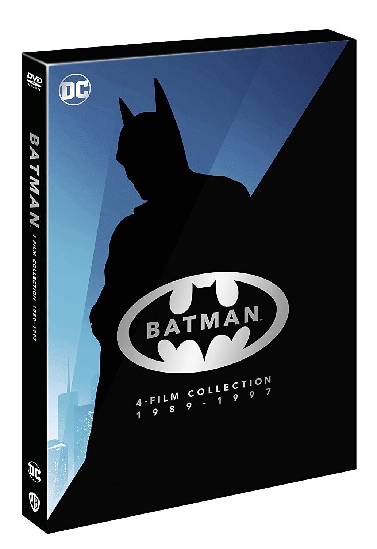 COF.BATMAN ANTHOLOGY 1989-1997 (4 DVD) (DVD)