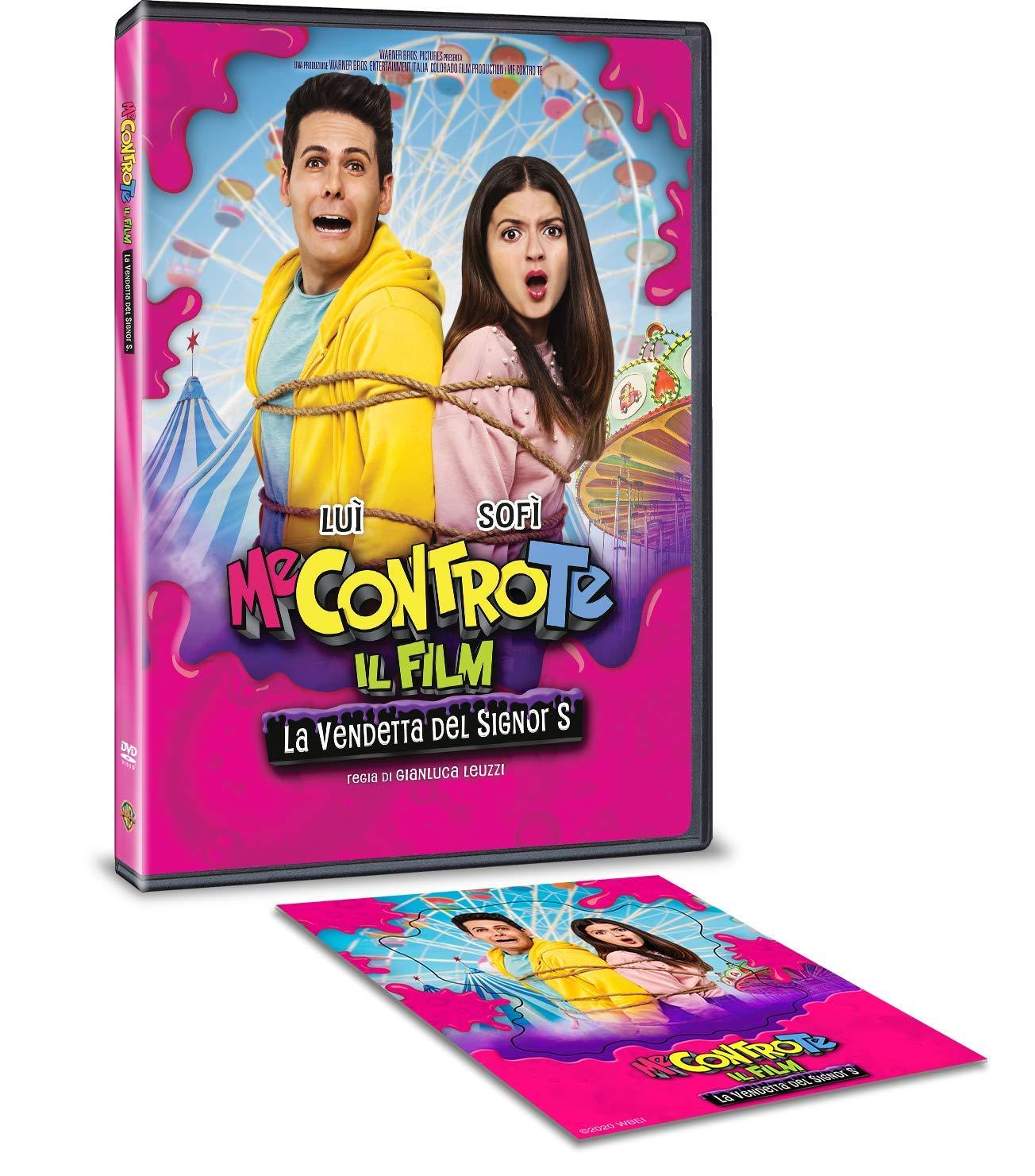 ME CONTRO TE: IL FILM - LA VENDETTA DEL SIGNOR S (LTD) (DVD+CORN