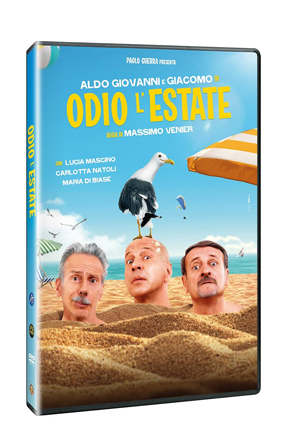 ODIO L'ESTATE (DVD)