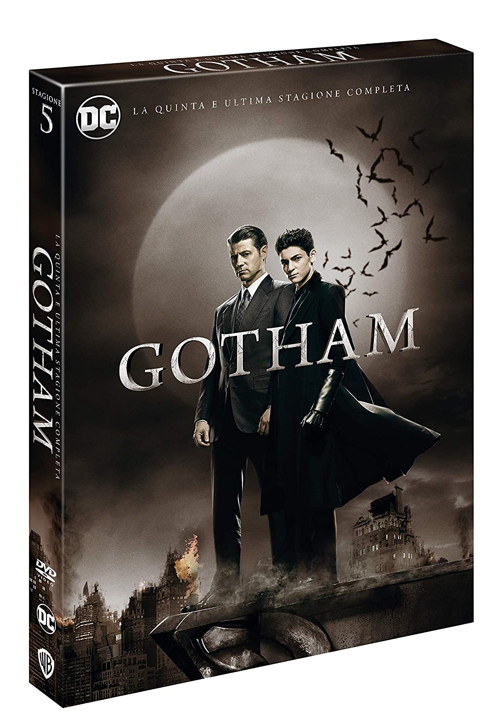 COF.GOTHAM - STAGIONE 05 (3 DVD) (DVD)
