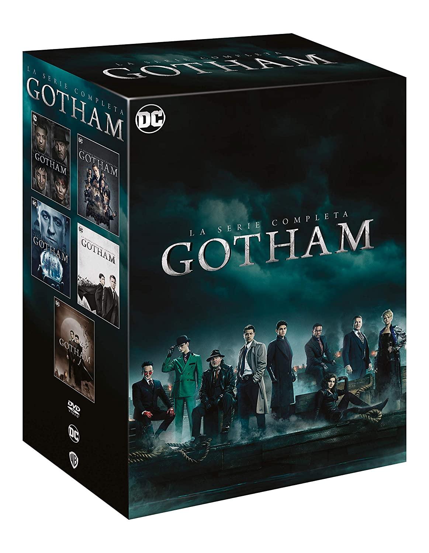 COF.GOTHAM - LA SERIE COMPLETA (26 DVD) (DVD)