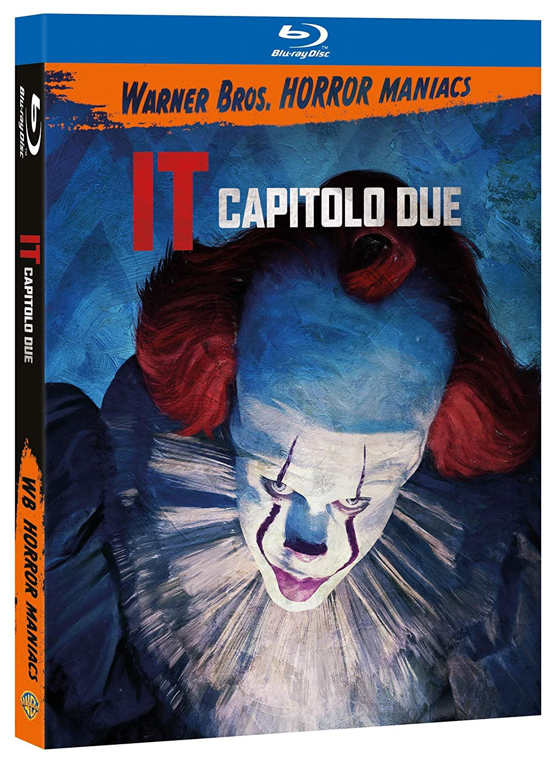 IT CAPITOLO DUE (HORROR MANIACS COLLECTION) - BLU RAY