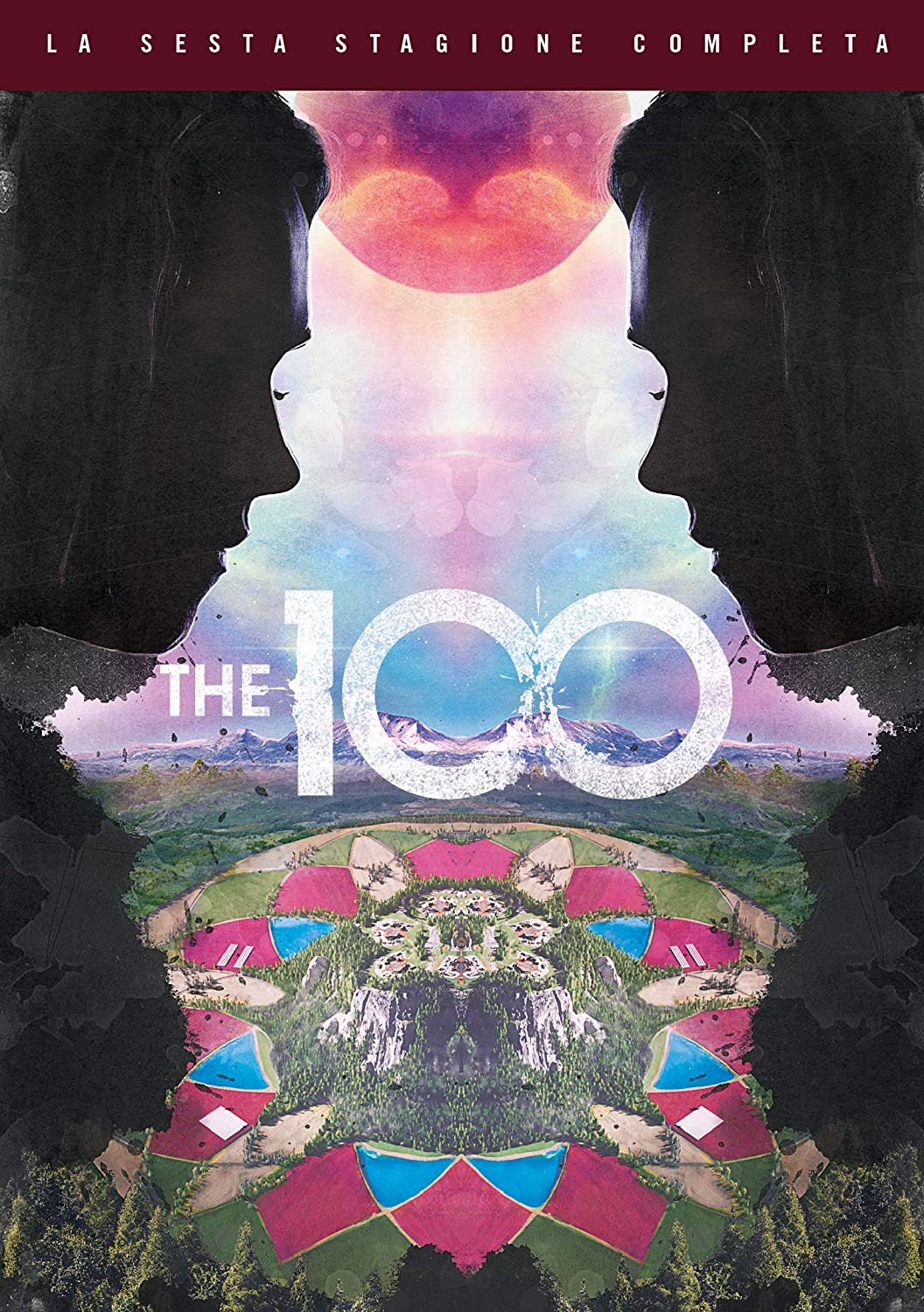 COF.THE 100 - STAGIONE 06 (3 DVD) (DVD)