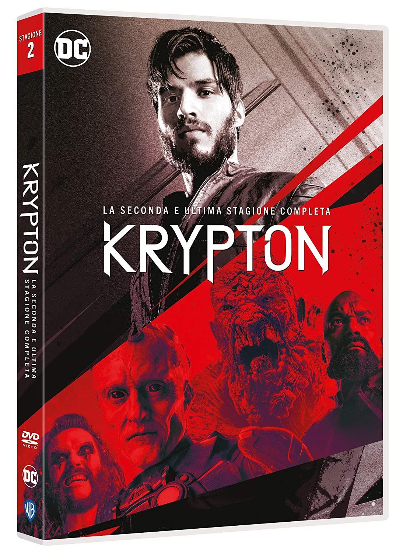 COF.KRYPTON - STAGIONE 02 (2 DVD) (DVD)