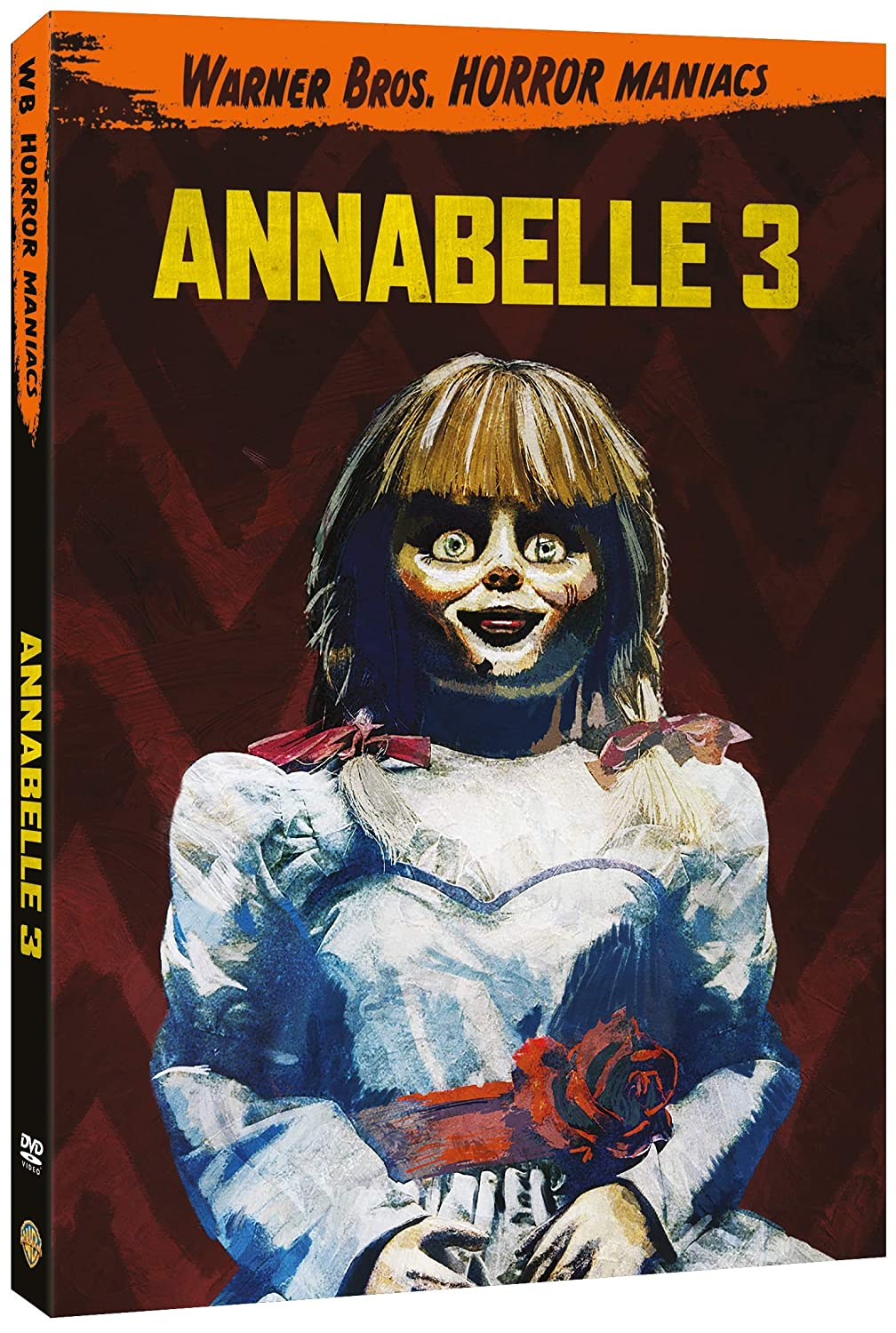 ANNABELLE 3 (HORROR MANIACS COLLECTION) (DVD)