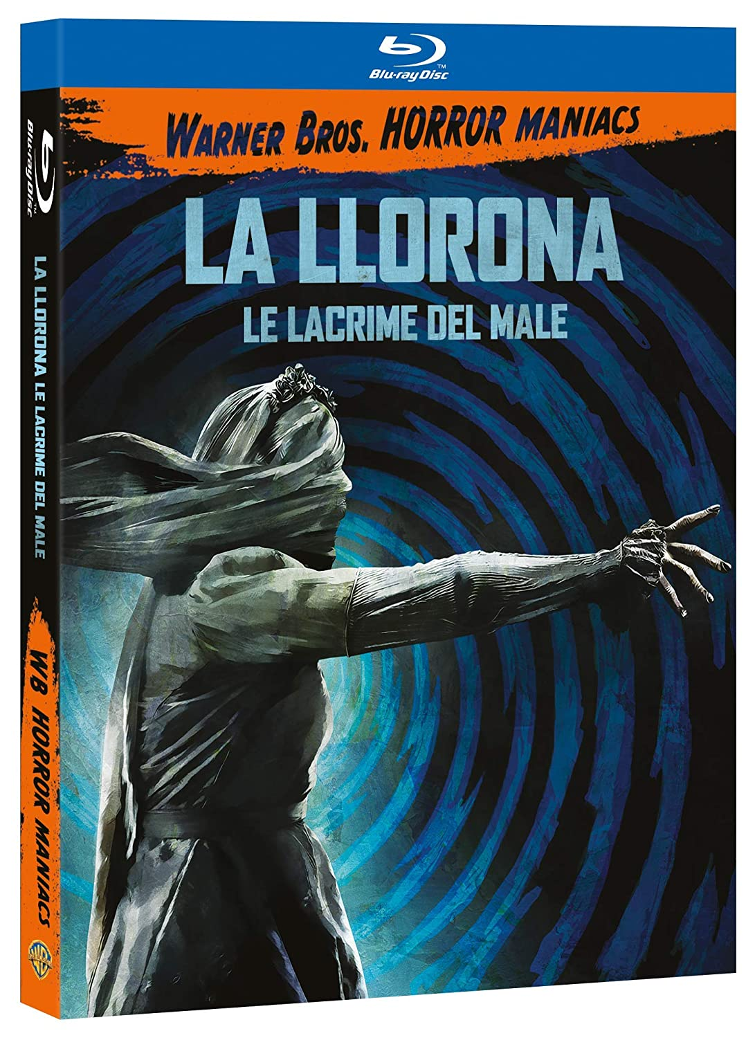 LLORONA (LA) - LE LACRIME DEL MALE (HORROR MANIACS COLLECTION) -