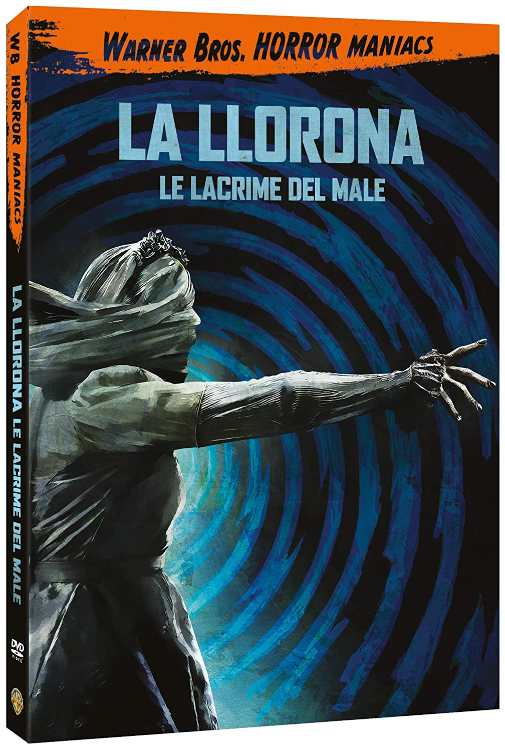LA LLORONA - LE LACRIME DEL MALE (HORROR MANIACS COLLECTION) (D