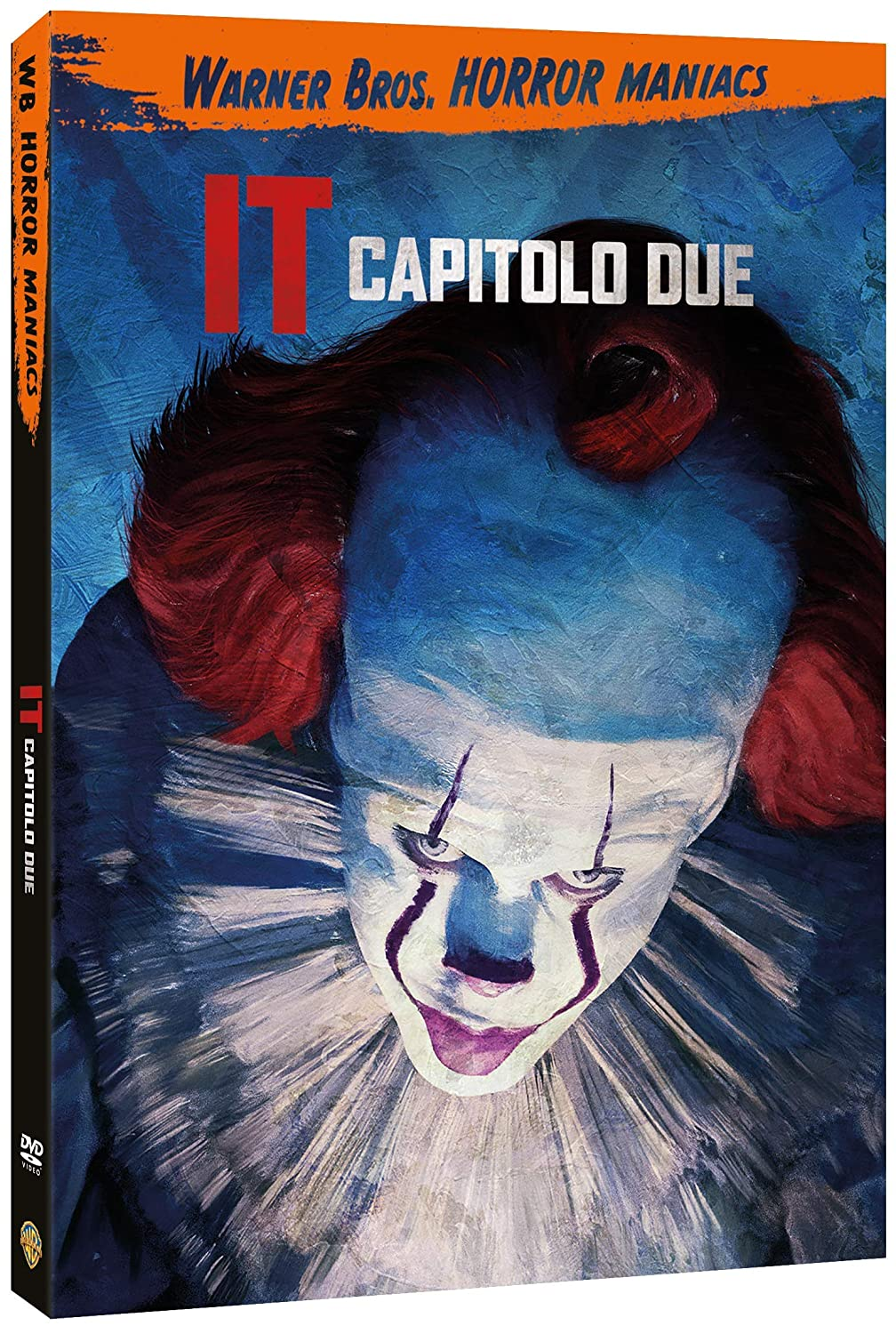 IT CAPITOLO DUE (HORROR MANIACS COLLECTION) (DVD)